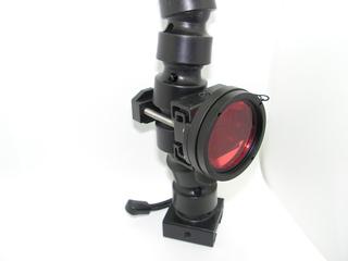 10Bar Accesorio fijación porta lentes a brazo