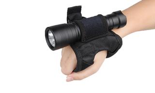 Sparkave Porta foco manos libres regulable