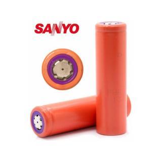 Aquas Bateria 18650 celda Sanyo 2700mah