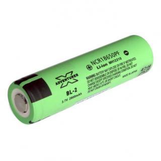 X-Adventurer Bateria 18650 de 2900mAh