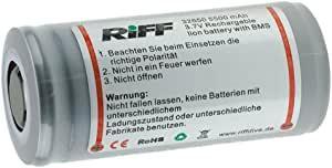 Riff Bateria 32650 de 3.7v y 5500mAh