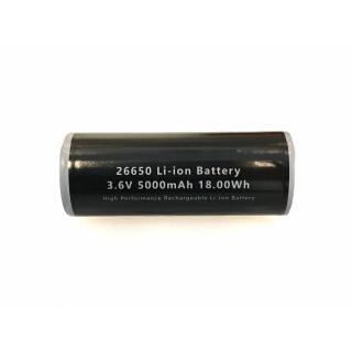Weefine Bateria litio 26650 3.7v y 5000mAh
