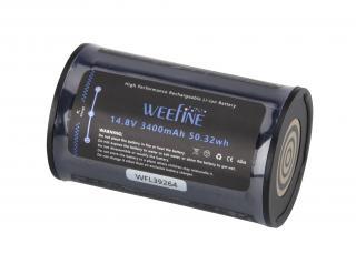 Weefine Bateria Weefine para Smart Focus 4000 y 6000