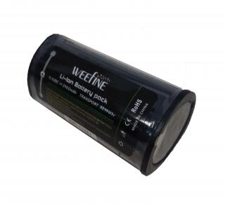 Weefine Batería para Smart Focus 3000