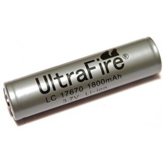 Ultrafire Acumulador 17670 1800mAh