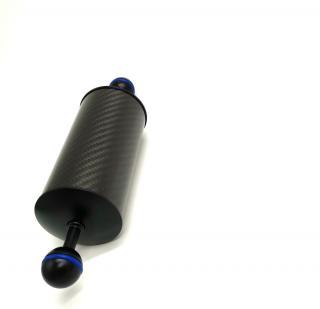 Leoben Brazo de bolas flotacion aluminio +300gr de 200mm x 60mm