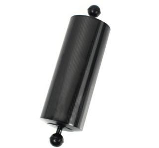 Leoben Brazo de bolas flotacion aluminio +870gr de 250mm x 80mm