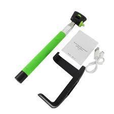 Aquas Brazo extensible con bluetooth Verde