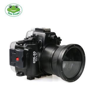 Sea frogs Carcasa Seafrogs Canon EOS 5D MIV + Puerto plano