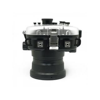 Sea frogs Pack Fujifilm X-T2 con Dry dome y Puerto plano