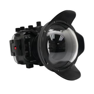 Sea frogs Pack Sony A7II NG Series con Dry Dome y Puerto Plano