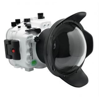 Sea frogs Pack Sony A7SIII con Puerto Plano Blanca