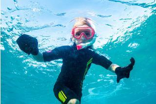 Reef Tourer Conjunto Infantil RC-0203