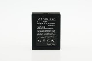 Riff Doble cargador bateria USC