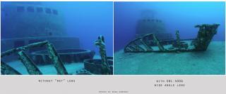 Fantasea Line Fantasea Line Gran Angular UWL-400Q para lentes 25mm