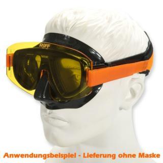 Riff Filtro Amarillo mascara estandar