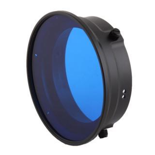 Weefine Filtro azul claro Solar Flare 12000