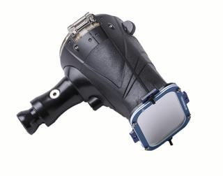 Aquas Filtro azul para Flash