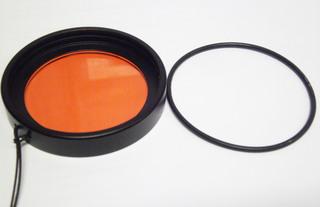 10Bar Filtro de Rojos 52mm de rosca