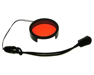 Intova Filtro de rojos HD2/ X2/ X4K