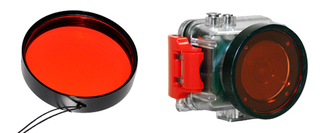10Bar Filtro de Rojos de 52mm de presion