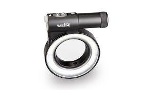 Weefine Ring Light 3000 de 67mm