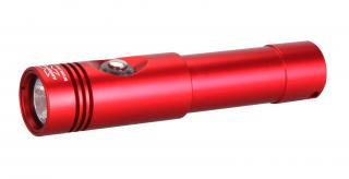 X-Adventurer Foco haz concentrado M1200 Rojo
