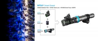 Weefine Pack Snoot Smart Focus 1000FR