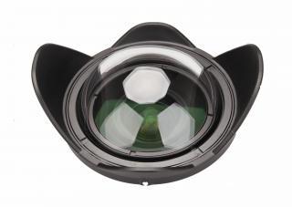 Weefine Gran Angular 52mm WFL02 para 24mm 0.47x