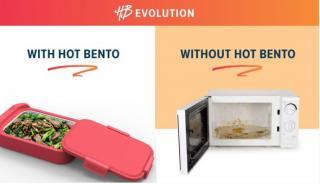 Hot Bento Hot Bento Azul