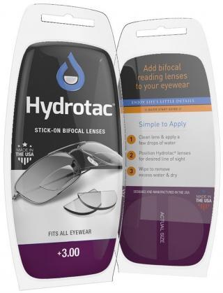 Aquas Lentes para vista cansada Hydrotac