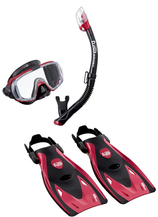 Tusa Sport Pack Black Series Visio Tri-Ex Granate