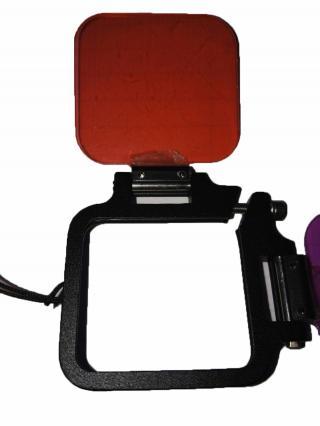 Riff Pack Filtros Rojo y Magenta 4K