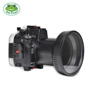 Sea frogs Pack Canon EOS R + Cupula + Puerto Plano