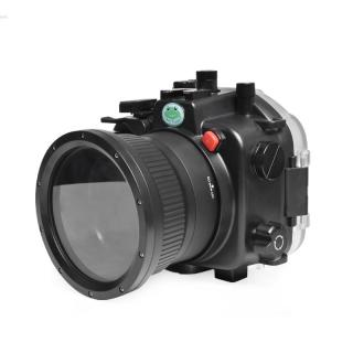 Sea frogs Pack Sony A7RIV con Dry Dome y Puerto Plano