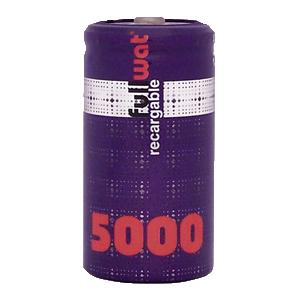 Ultrafire Pilas recargables RX-14 con 5000mAh