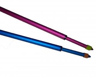 10Bar Puntero Muck Inox Extensible 450mm con 2 Secciones