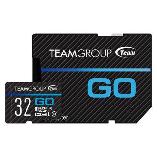 Aquas Tarjeta de Memoria 32Gb GO