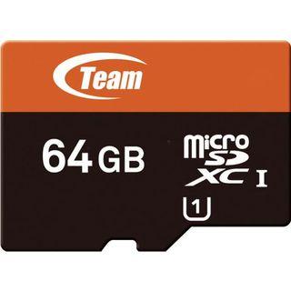 Team Tarjeta MicroSD 64GB XC