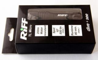 Riff TL Micro Negro